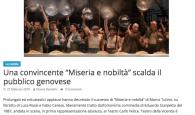 GAZZETTINO SAMPIERDARENESE - febbraio 2018 - Miseria e Nobiltà