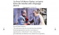IL FATTO QUOTIDIANO (estratto) Novembre 2015 - Le Braci